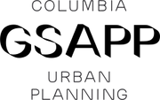 Logo de Urban Planning Program, Columbia University