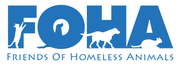 Logo of Friends of Homeless Animals