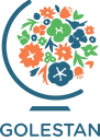Logo of Golestan Center for Language Immersion and Cultural Education