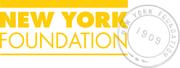 Logo of New York Foundation
