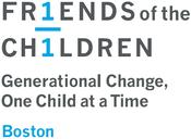 Logo of Friends of the Children-Boston