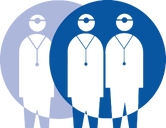 Logo of Health Volunteers Overseas