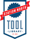 Logo of Station North Tool Library