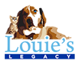 Logo de Louie's Legacy Animal Rescue