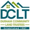 Logo of Durham Community Land Trustees