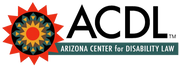 Logo of Arizona Center for Disability Law