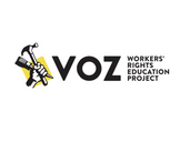 Logo of VOZ Workers' Rights Education Project