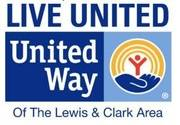Logo of United Way of the Lewis and Clark Area