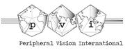 Logo of Peripheral Vision International
