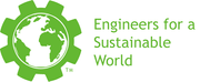 Logo of Engineers for a Sustainable World