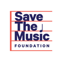 Logo of Save The Music Foundation