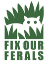 Logo of Fix Our Ferals