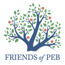 Logo of Friends of PEB