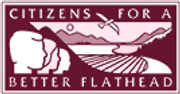 Logo of Citizens for a Better Flathead