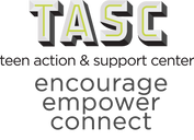 Logo of Teen Action and Support Center