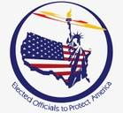 Logo of Elected Officials to Protect America