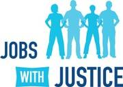Logo of Jobs With Justice