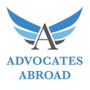 Logo of Advocates Abroad