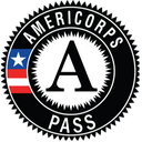Logo of San Diego County Office of Education PASS AmeriCorps Program