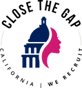 Logo of Close the Gap California