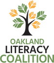 Logo of Oakland Literacy Coalition