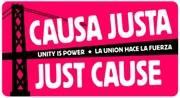 Logo of Causa Justa :: Just Cause