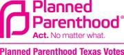 Logo of Planned Parenthood Texas Votes