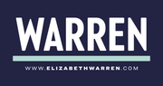 Logo of Warren For President
