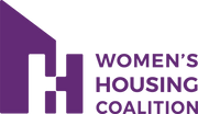 Logo of THE WOMENS HOUSING COALITION