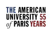 Logo of The American University of Paris