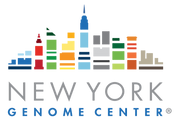 Logo of New York Genome Center