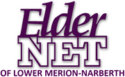 Logo of ElderNet of Lower Merion and Narberth