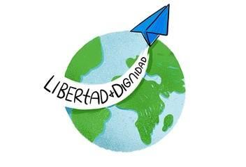 """<p><em>""""Trabajando juntos, con generosidad y respeto mutuo, queremos construir un mundo donde todas las personas puedan vivir libre y dignamente.""""</em></p><p>Lee el <a href=""""https://www.idealist.org/es/days/invitation"""">origen de esta idea</a>.</p>"""