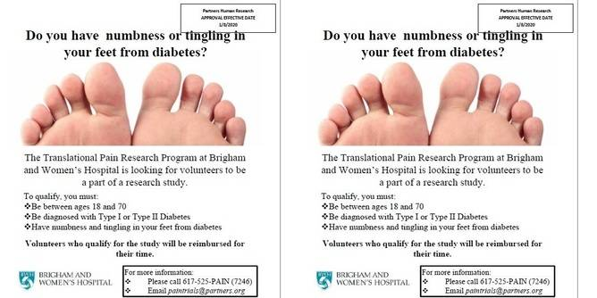 Do You Have Numbness Or Tingling In Your Feet From Diabetes Idealist