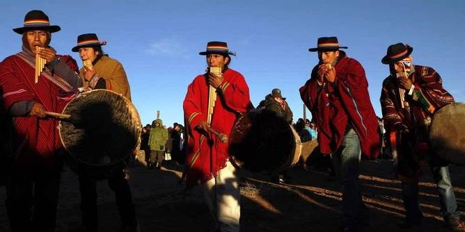 Cultural immersion in Bolivia