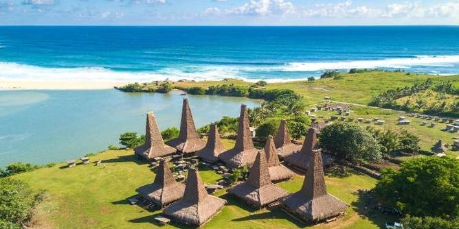 Preserving a traditional village and local culture on Sumba Island, Indoneisa
