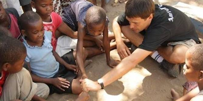 Help running a summer camp for children in Tanzania