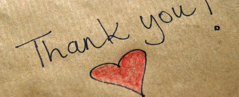 5 Thank-You Letters You Should Be Sending Your Network - Idealist