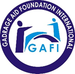 Logo of Gadrage Aid Foundation International (GAFI)