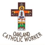 Logo of Oakland Catholic Worker (Obrero Católico de Oakland)