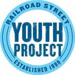 Logo of Railroad Street Youth Project