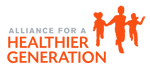 Logo of Alliance for a Healthier Generation