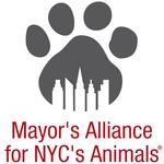 Logo of Mayor's Alliance for NYC's Animals