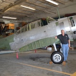 Aircraft Restoration Volunteer