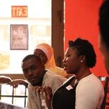 Conducting a training on community entry skills