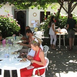 Lunch at Kalikalos Kissos