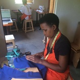 LTHT sewing workshop