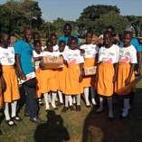 supporting school girls with free sanitary pads