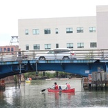 Canoeing Gowanus Canal
