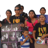 Women's Rights March in Leon